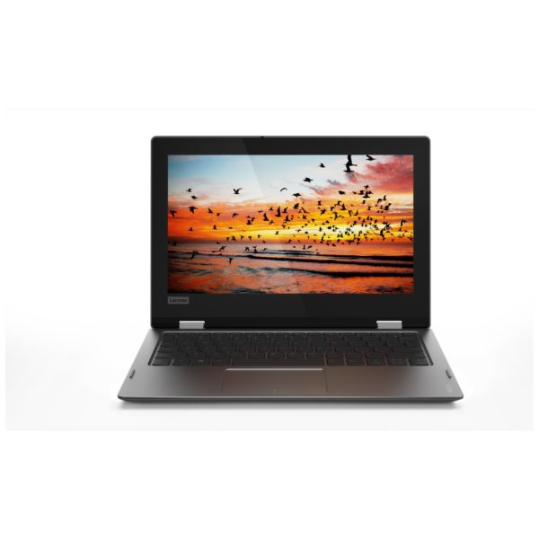Lenovo Yoga 330 Convertible Touch Laptop - Celeron 1.1GHz 2GB 32GB Shared Win10 11.6inch HD Mineral Grey