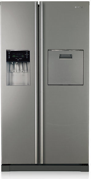 Samsung Side By Side Refrigerator 484 Litres RSA1ZTMG1
