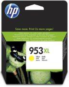 HP 953XL F6U18AE High Yield Yellow Original Ink Cartridge