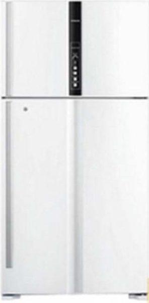 Hitachi Top Mount Refrigerator 720 Litres RV720PUK1KSLSTWH
