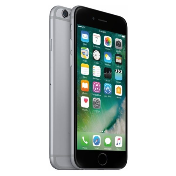 apple iphone 6 32gb space grey price specifications features sharaf dg. Black Bedroom Furniture Sets. Home Design Ideas