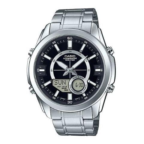 Casio AMW-810D-1AV Enticer Men's Watch