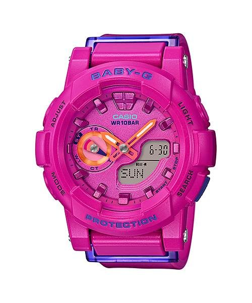 Casio BGA-185FS-4ADR Baby G Watch