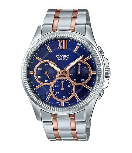 Casio MTP-E315RG-2AV Enticer Men's Watch