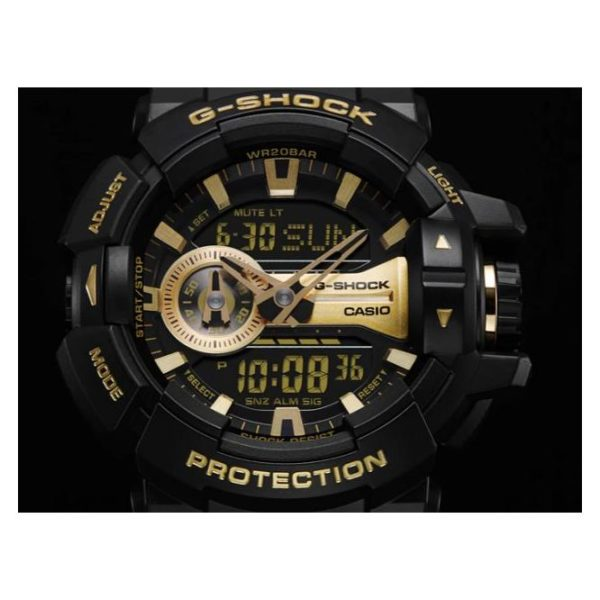Casio GA-400GB-1A9 G-Shock Watch