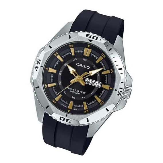 Casio MTD-1085-1AV Dress Men's Watch