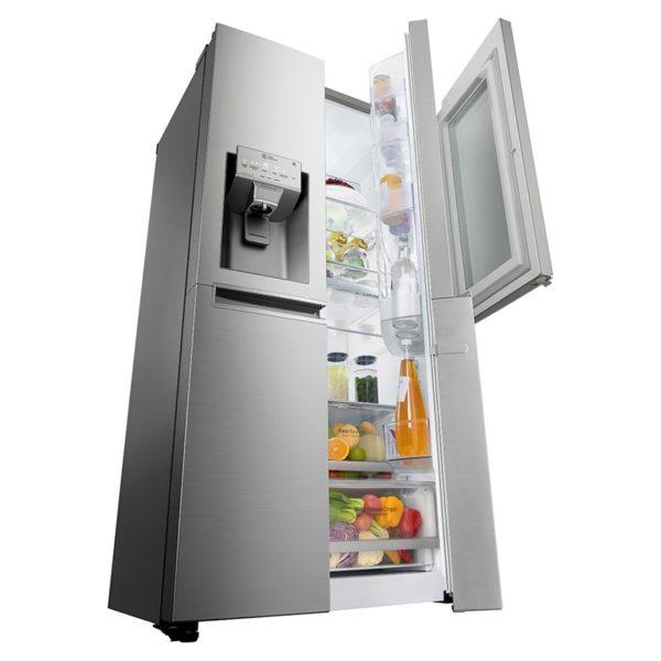 LG InstaView Door-in-Door Refrigerator 720 Litres GRX257CSAV