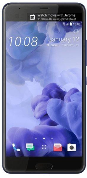 HTC U Ultra 4G Dual Sim Smartphone 64GB Sapphire Blue
