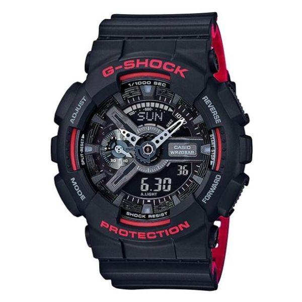 Casio GA-110HR-1A G-Shock Watch