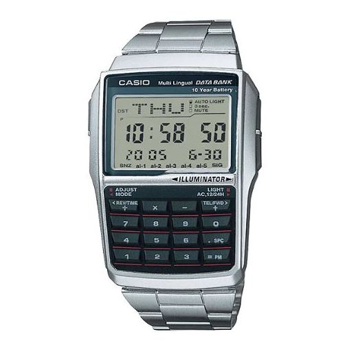 Casio DBC-32D-1A Watch