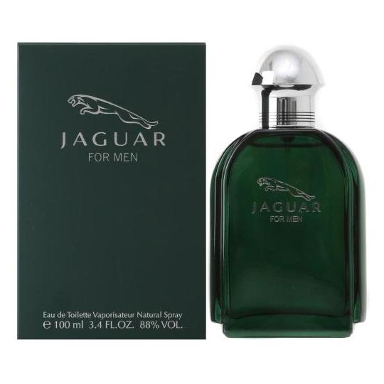 Jaguar Green Perfume For Men 100ml Eau de Toilette
