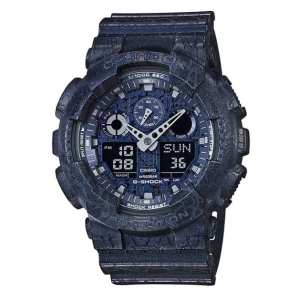 Casio GA-100CG-2A G-Shock Watch