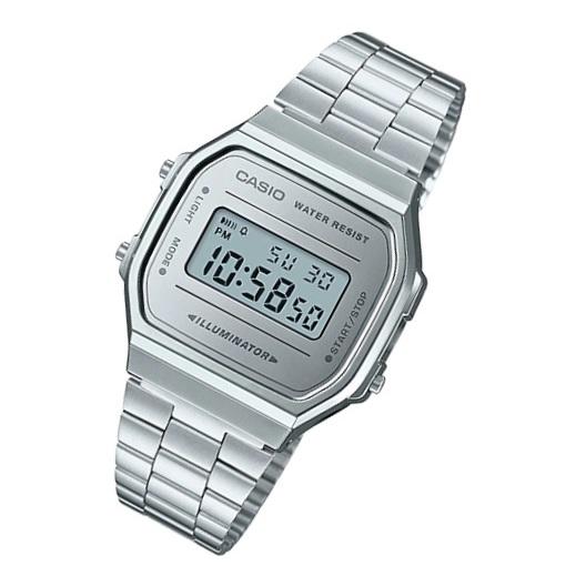 Casio A168-WEM7 Vintage Unisex Watch