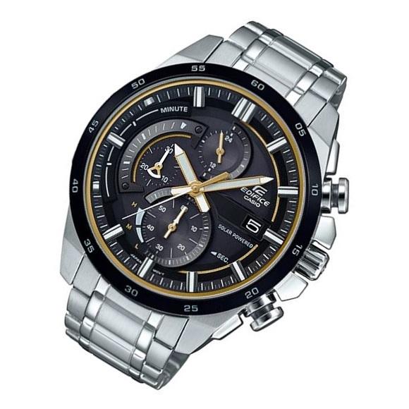 Casio EQS600DB1A9UDF Edifice Solar Powered Watch