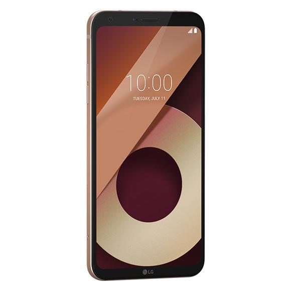 LG Q6 Plus 4G Dual Sim Smartphone 64GB Gold