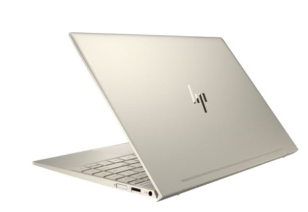 HP ENVY 13-AH0000NE Laptop - Core i5 1.6GHz 8GB 256GB Shared Win10 13.3inch FHD Pale Gold