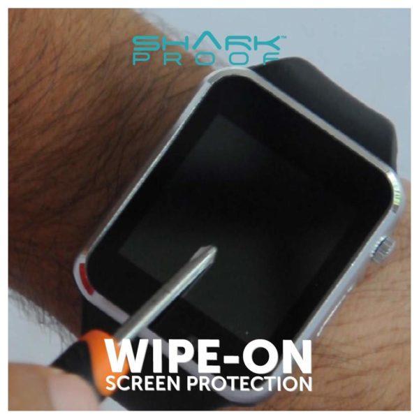 Shark Proof SP3 Liquid Glass Screen Protector For Smart Watch