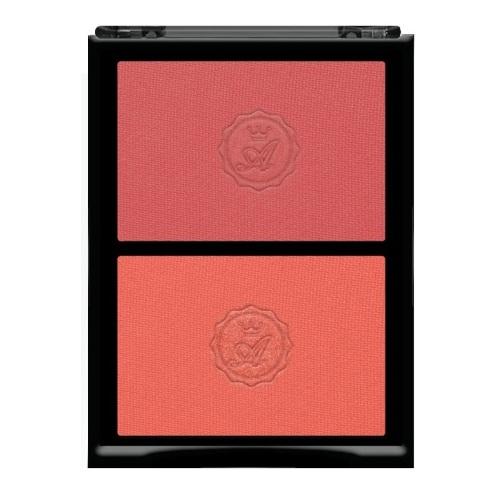 Absolute New York Chic Cheek Blush Duo Pure Pink/Papaya ABS0MFBD04