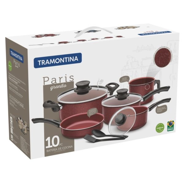 Tramontina Paris Cookware 10pc Set 20598901