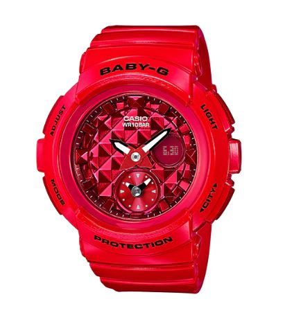 Casio BGA-195M-4ADR Baby G Watch