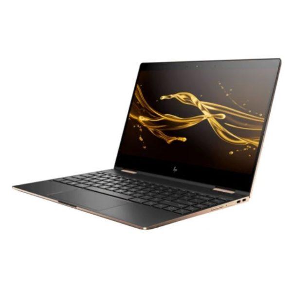 HP Spectre x360 13-AE001NE Convertible Touch Laptop - Core i7 1.8GHz 16GB 1TB Shared Win10 13.3inch FHD Dark Ash