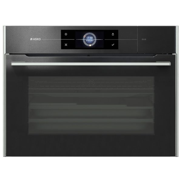 Asko Built In Combination Steam Oven OCS8478G