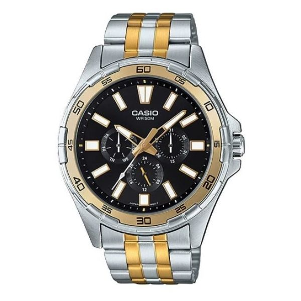 Casio MTD-300SG-1AV Watch
