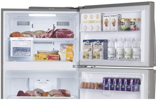 LG Top Mount Refrigerator 491 Litres GRB650GLHL
