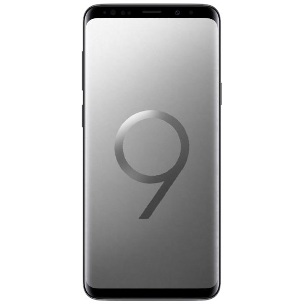 Samsung Galaxy S9+ 64GB Titanium Grey 4G Dual Sim - S9 Plus