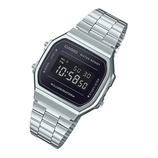 Casio A168-WEM1 Vintage Unisex Watch