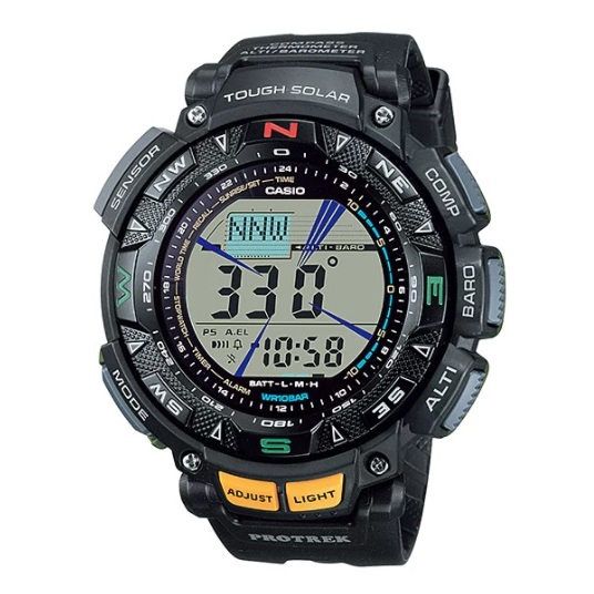 Casio PRG-240-1 Pro Trek Watch