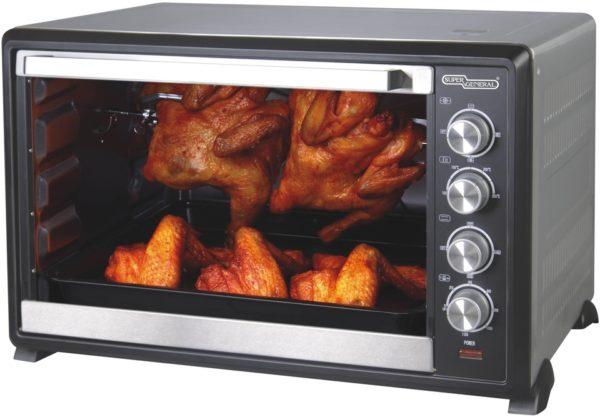 Super General Electric Oven SGEO100TRC