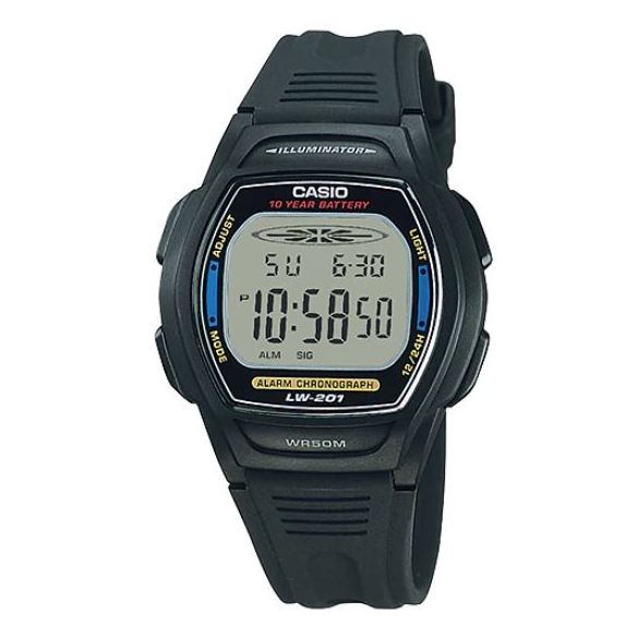 Casio LW-201-2AV Watch
