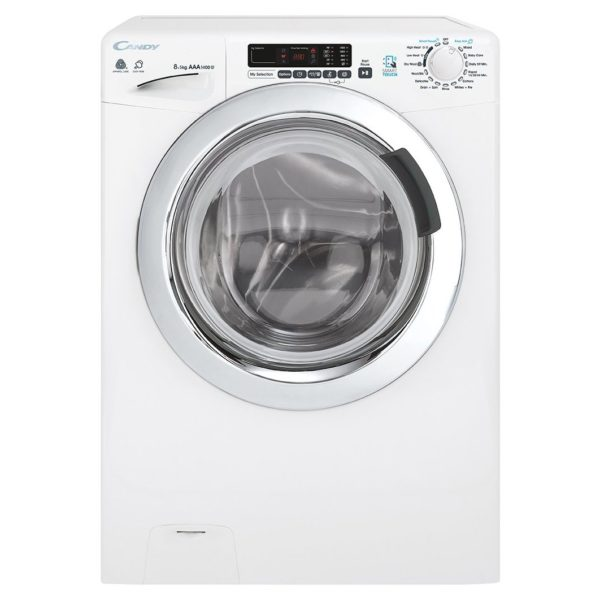 Candy 8kg Washer & 5kg Dryer GVSW485DC180