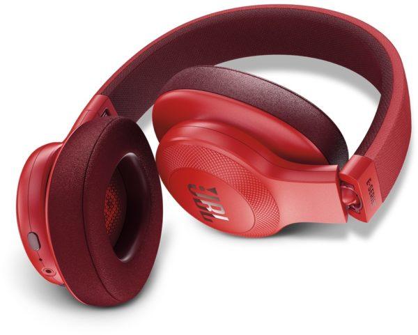 JBL Over Ear Headphone Red E55BT