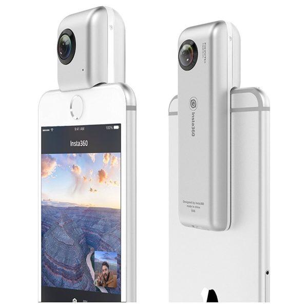 Insta360 Nano 360 Degree VR Camera For iPhone PIOSDZG01
