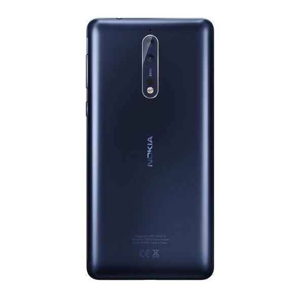 Nokia 8 TA1004 4G Dual Sim Smartphone 64GB Tempered Blue