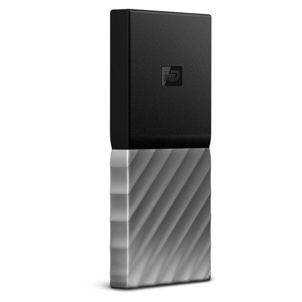 Western Digital My Passport USB 3.1 Solid State Drive 1TB Black/Grey WDBK3E0010PSL-WESN