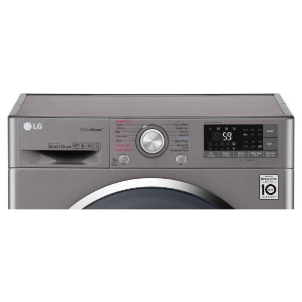 LG TWINWash 10 kg Washer 7 kg Dryer F4J8JHP2SD/F8K5XNK4