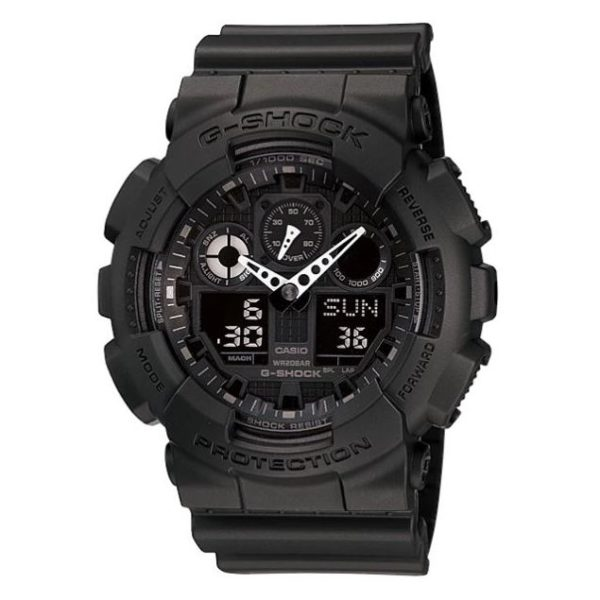 Casio GA-100-1A1 G-Shock Watch