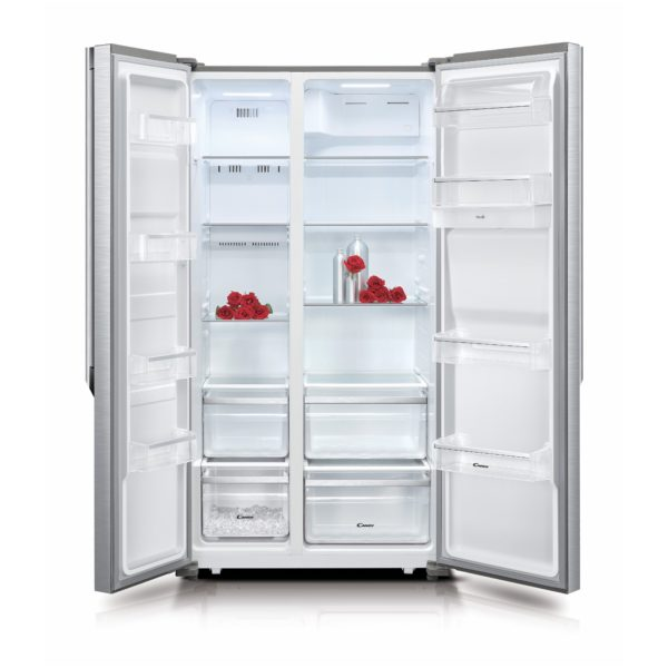 Candy Side By Side Refrigerator 556 Litres SSBS9170IEM