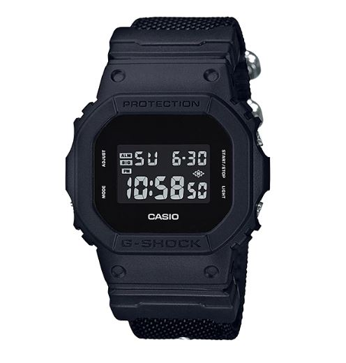 Casio DW-5600BBN-1DR G-Shock Watch