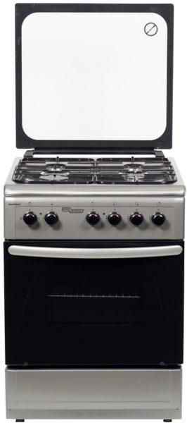 Super General 4 Gas Burners Cooker SGC6470MSFS