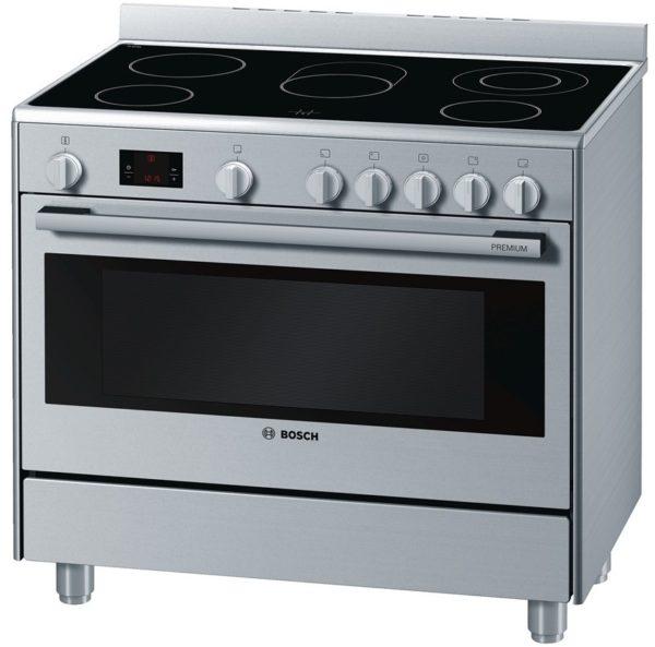 Bosch 5 Ceramic Hobs Cooker HCB738357M