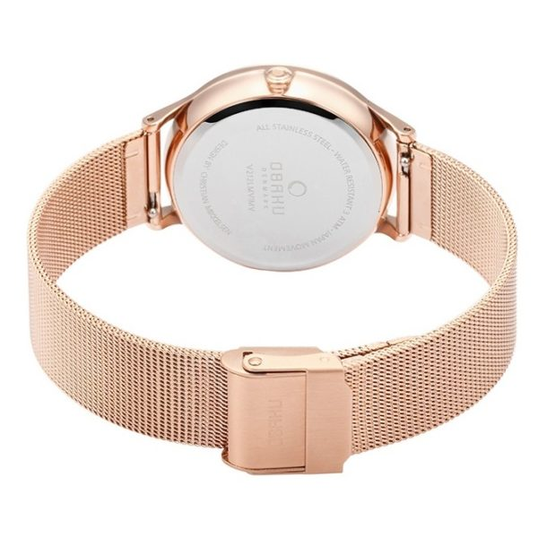 Obaku V212LMVIMV Ladies Watch