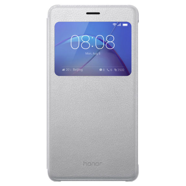 meet 5dbdb 65832 Buy Huawei Smart View Cover Silver For Honor 6X 51991742 – Price ...