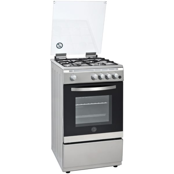 Hoover 4 Gas Burners Cooker FGC5000S