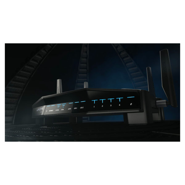 Linksys WRT32X AC3200 Dual-Band Wi-Fi Gaming Router with Killer Prioritisation Engine
