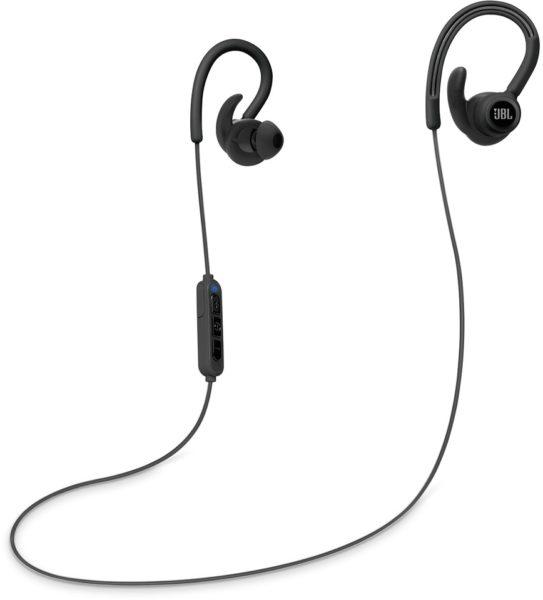 JBL Reflect Contour In Ear Sports Headphone Black