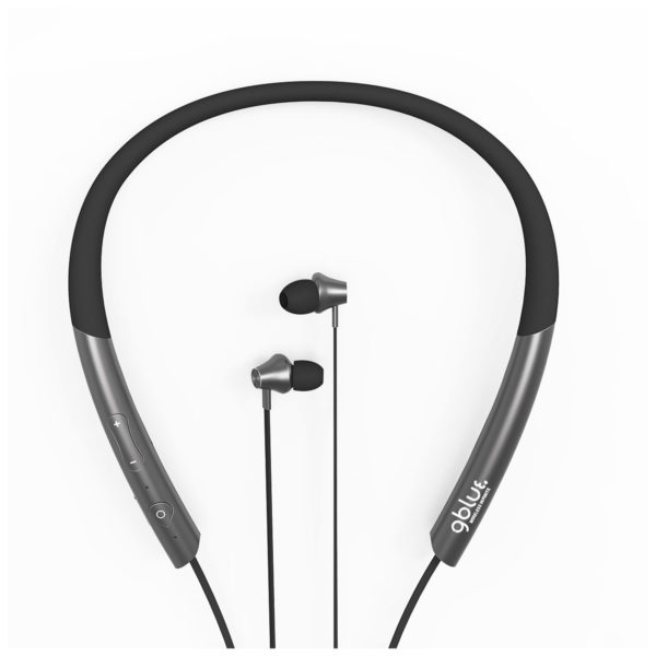 Xcell Sports Stereo Wireless Headset Black - SHS460